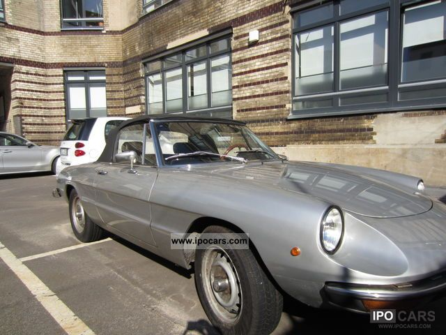 Alfa Romeo  Spider 1978 Vintage, Classic and Old Cars photo