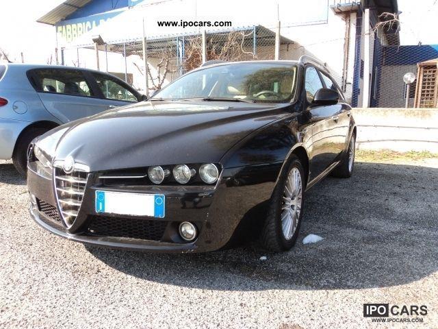 2007 Alfa Romeo  OTHER 9.1 16v 150cv DPF M.Jet Distinctive Estate Car Used vehicle photo