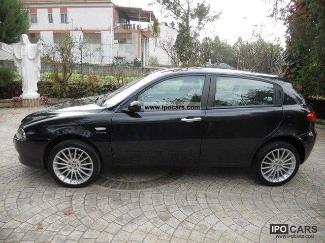 2008 Alfa Romeo  MULTIJET 147 120 CV5 PORTE EURO 4 ** ** STUPENDA Limousine Used vehicle photo