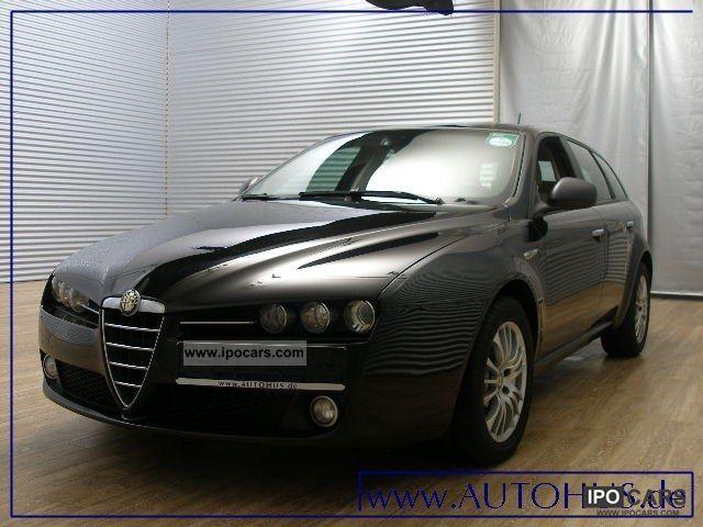 2009 Alfa Romeo  159 Combi 1.9 JTDM ELEGANT NAVI PDC Estate Car Used vehicle photo