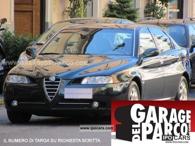 2004 Alfa Romeo  166 2.0i 16V TWIN SPARK GPL TAGLIANDI Limousine Used vehicle photo