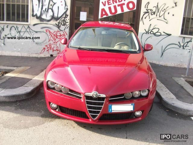 2007 Alfa Romeo  159 Sportwagon 1.9 JTDM progression Estate Car Used vehicle photo