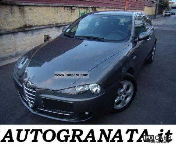 2008 Alfa Romeo  147 1.9 120cv M.jet PROGRESSION EURO4 Limousine Used vehicle photo