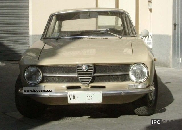 1971 Alfa Romeo  ANNO 1971 GT Junior 1.3 Other Used vehicle photo