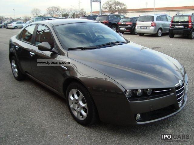 2006 Alfa Romeo 159 1 9 Jts Distinctive 160cv Car Photo