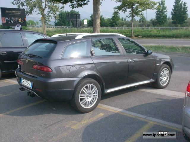 2004 alfa romeo 156 1 9 jtd 16v cw q4 progression car photo and specs. Black Bedroom Furniture Sets. Home Design Ideas