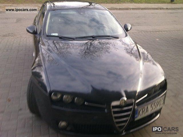 2007 Alfa Romeo  159 1,9 JTD combined super stan Other Used vehicle photo