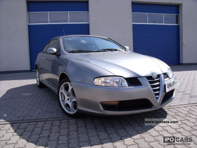 2004 alfa romeo gt 1 9 jtd 150 selective main 1 re car photo and specs. Black Bedroom Furniture Sets. Home Design Ideas