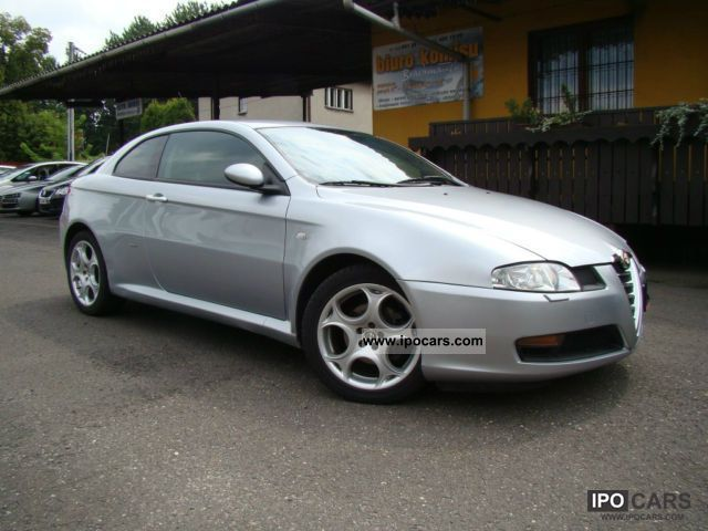2004 alfa romeo gt jtd 150 navi xenon skora car photo and specs. Black Bedroom Furniture Sets. Home Design Ideas