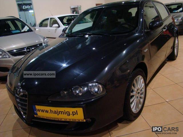 2007 Alfa Romeo  147 GWARANCJA, VAT INVOICE! Limousine Used vehicle photo