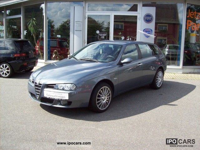 2004 alfa romeo 156 sw 1 6 16v ts prog car photo and specs. Black Bedroom Furniture Sets. Home Design Ideas