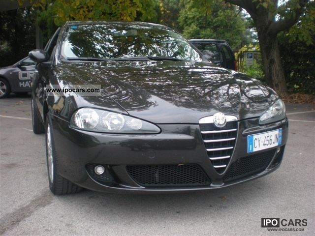 2006 alfa romeo 147 1 9 jtd m jet 16v 5 porte prog car photo and specs. Black Bedroom Furniture Sets. Home Design Ideas
