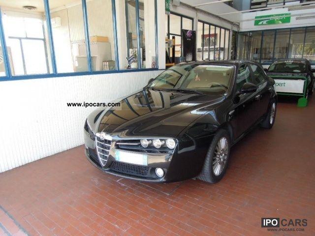 2006 Alfa Romeo  159 2.2 JTS 16V Distinctive Limousine Used vehicle photo