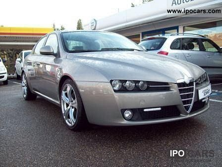 2005 Alfa Romeo  159 1.9 JTDM 16V progression Limousine Used vehicle photo
