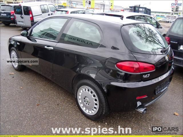 2007 alfa romeo 147 1 6 twin spark progression car photo. Black Bedroom Furniture Sets. Home Design Ideas