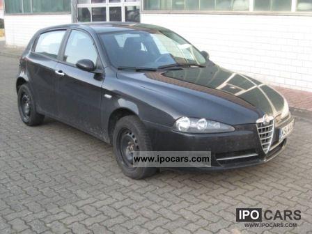 2008 Alfa Romeo  147 1.6 TS Progression Limousine Used vehicle photo