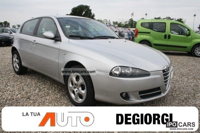 2009 alfa romeo 147 1 9 jtdm 120cv progression 5p car photo and specs. Black Bedroom Furniture Sets. Home Design Ideas
