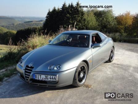 2003 Alfa Romeo  Alfa GTV 2.0 JTS Medio NEW engine Sports car/Coupe Used vehicle photo