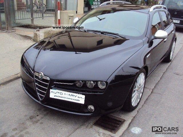 2007 Alfa Romeo  159 2.4 20V SW Exclusive JTDm Estate Car Used vehicle photo