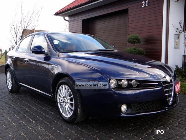 2006 Alfa Romeo  KREMOWE Skory 159 116 TYS.KM.KS.SERWIS. Limousine Used vehicle photo