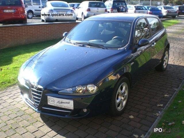 2009 Alfa Romeo  147 1.9 JTD Progression 120cv Limousine Used vehicle photo