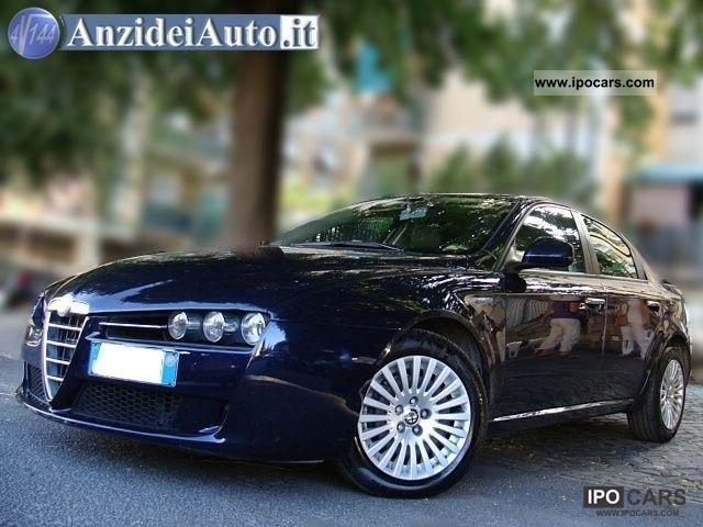 2007 Alfa Romeo  JTDm 159 1.9 16V 150 Cv Fap 4p Limousine Used vehicle photo