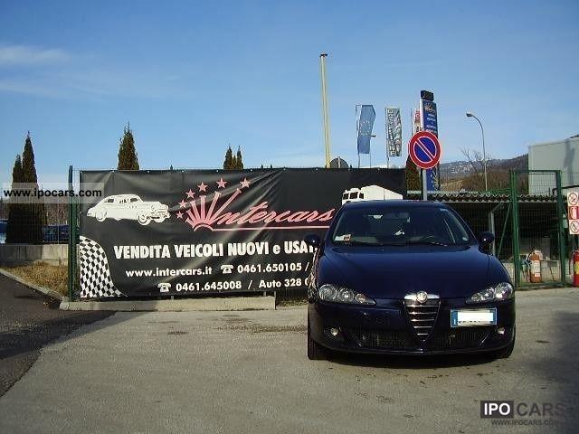 2006 Alfa Romeo  147 1.9 JTD 5 porte Limousine Used vehicle photo
