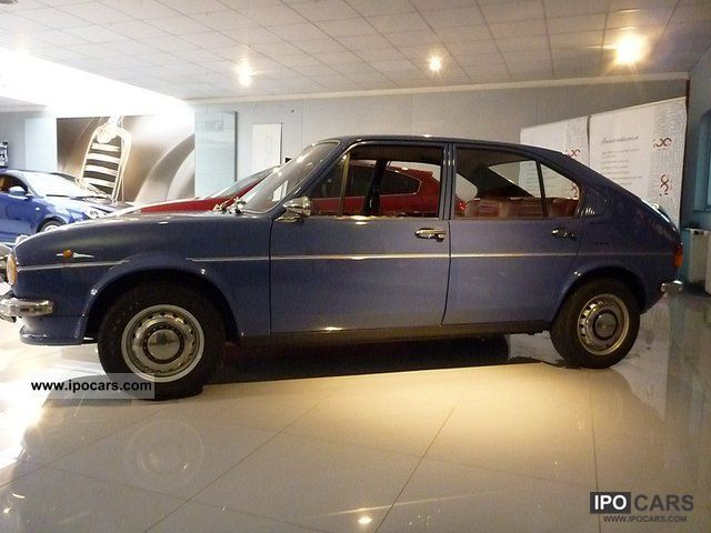 Alfa Romeo  Alfasud 1200-36 years of ownership - \ 1974 Vintage, Classic and Old Cars photo