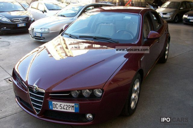 2006 alfa romeo 159 1 9 jtdm 16v 150cv car photo and specs. Black Bedroom Furniture Sets. Home Design Ideas
