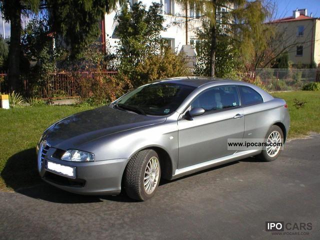 2004 Alfa Romeo  GT - bardzo dobry stan / atrakcyjna cena Sports car/Coupe Used vehicle photo