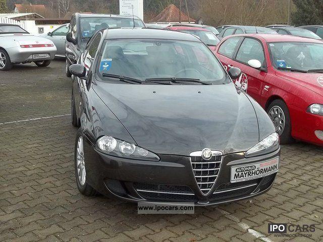 2007 Alfa Romeo  147 1.6 Eco progression Limousine Used vehicle photo