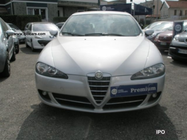 2007 alfa romeo 147 1 9 jtd 115cv 5pt distinctive car. Black Bedroom Furniture Sets. Home Design Ideas