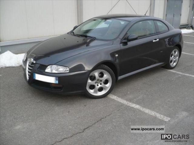 2005 alfa romeo gt 1 9 jtd150 multijet selective car. Black Bedroom Furniture Sets. Home Design Ideas