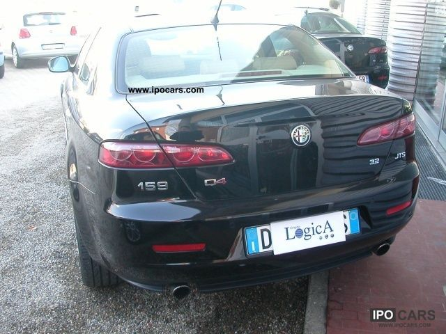 2006 Alfa Romeo 159 3 2 Jts V6 24v Q4 Exclusive Car Photo And Specs