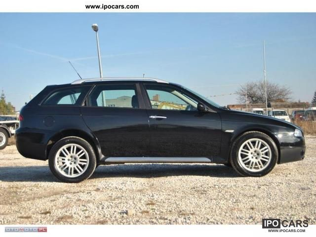 2006 alfa romeo cross wagon 1 9 jtd 150 koni oplacona car photo and specs. Black Bedroom Furniture Sets. Home Design Ideas