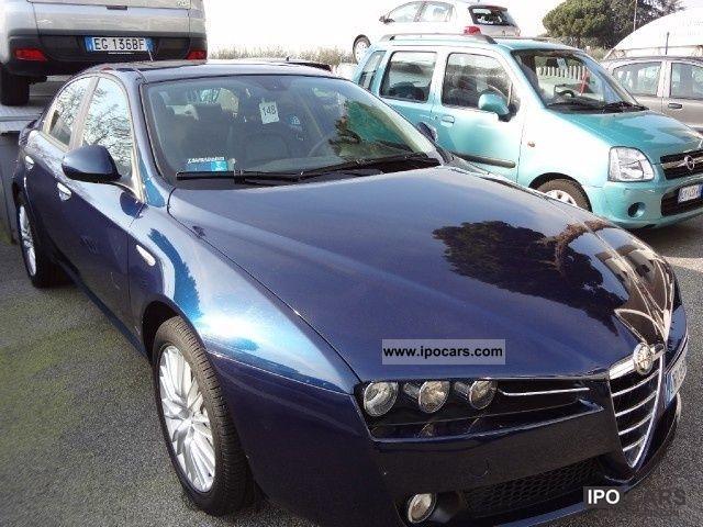 2008 Alfa Romeo  159 1.9 JTS 16V Distinctive Limousine Used vehicle photo