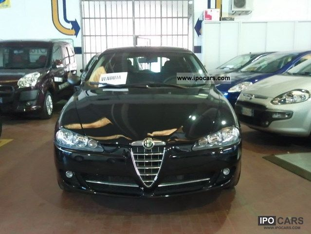 Alfa Romeo  Alfa 147 6.1 2 serial progression GPL anno 2009 2009 Liquefied Petroleum Gas Cars (LPG, GPL, propane) photo