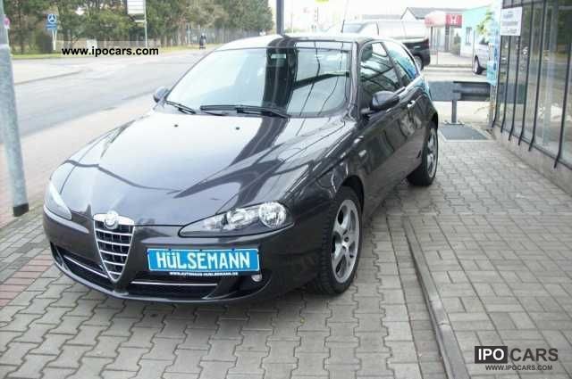 2007 Alfa Romeo  147 1.6 TS Progression 'Bose sound system Alufel Limousine Used vehicle photo