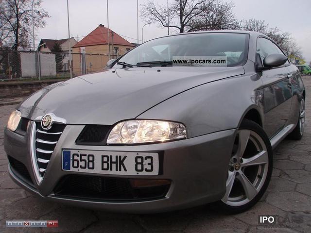 2007 Alfa Romeo  NAVI GT SKORA 51TYS PRZEB! FULL OPCJA Sports car/Coupe Used vehicle photo