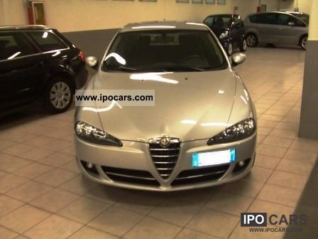 2007 Alfa Romeo  147 1.9 JTD M-Jet Exclusive 150CV 5pt. Limousine Used vehicle photo