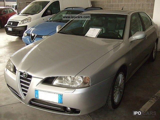 2004 Alfa Romeo 166 3.2 V6 24V cat Luxury Limousine Used vehicle photo