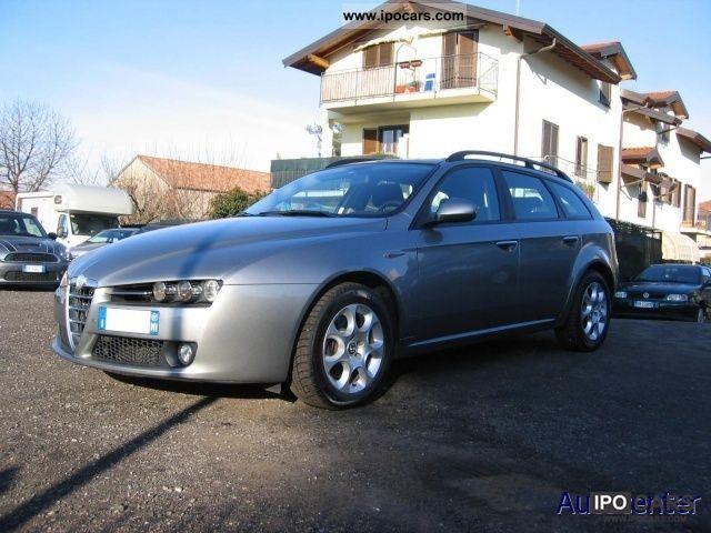 2007 Alfa Romeo  159 1.9 JTDm SW Estate Car Used vehicle photo