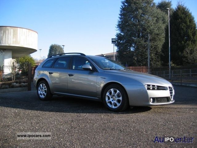 2007 alfa romeo 159 1 9 jtdm sw car photo and specs. Black Bedroom Furniture Sets. Home Design Ideas