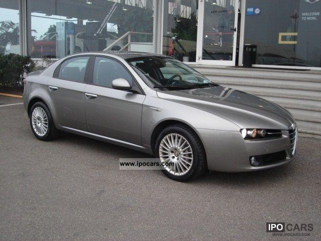 2006 alfa romeo 159 2 4 20v distinctive jtdm car photo. Black Bedroom Furniture Sets. Home Design Ideas