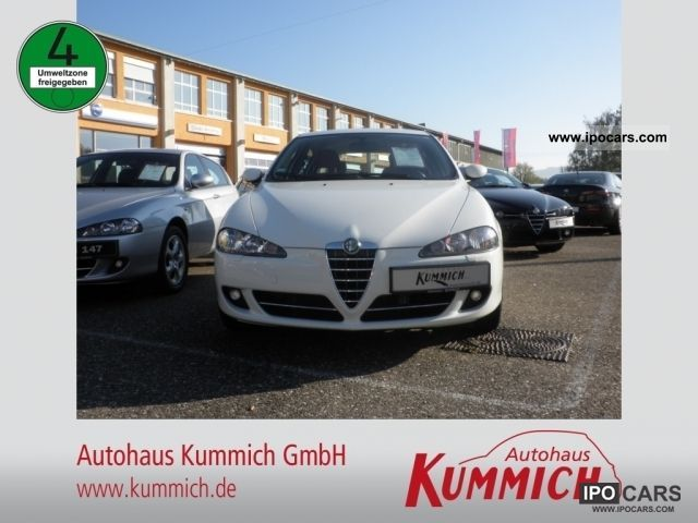 2009 Alfa Romeo  Alfa 147 1.9 JTDM progression of PS 120 Limousine Used vehicle photo