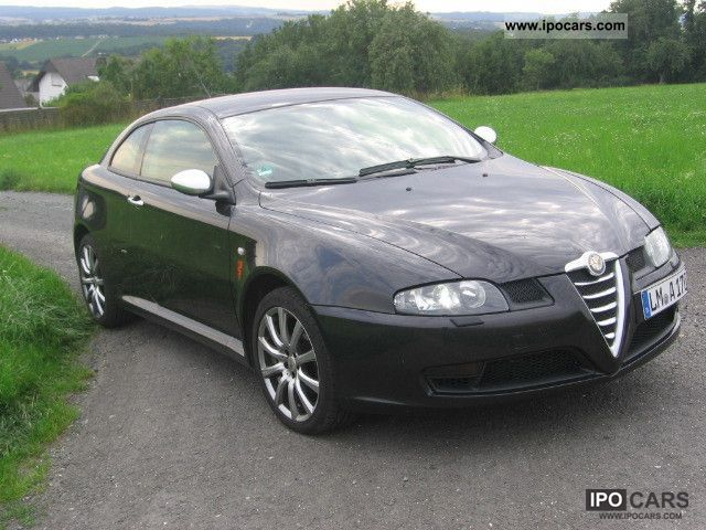 2006 alfa romeo alfa gt 1 9 jtd m jet dpf xenon leather. Black Bedroom Furniture Sets. Home Design Ideas