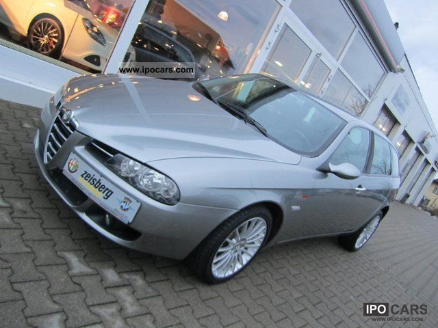 2004 Alfa Romeo  156 1.9 JTD 16V Combi * Distinctive Style! * Estate Car Used vehicle photo