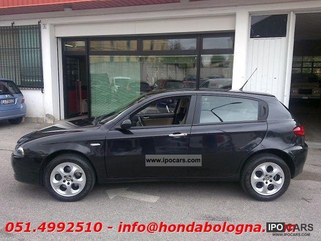 2008 Alfa Romeo  147 1.6 TS 5p progression Limousine Used vehicle photo