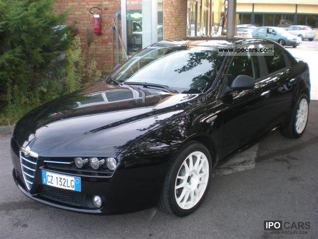 2006 Alfa Romeo  159 2.2 JTS 16V progression Limousine Used vehicle photo