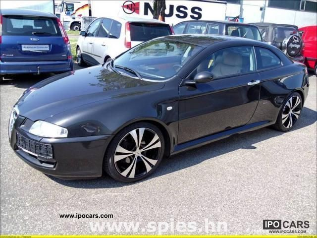 2004 alfa romeo gt 1 9 jtd dpf distinctive leather xenon. Black Bedroom Furniture Sets. Home Design Ideas